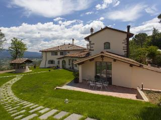 Villa Cielo - Magnificent villa in the Chianti hills