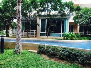 2 Bedrooms 2 bathrooms unit in Baan San Ploen beach front condominium and full facility