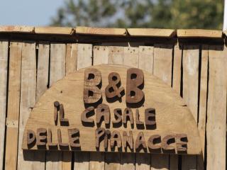 Affittacamere B&B Il Casale delle Pianacce