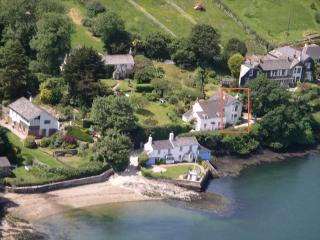 Heron Cottage, Restronguet Creek near Falmouth