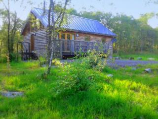 Blaeberry Cabin, Dalavich