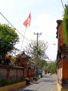 Walk to the village of Tarukan Mas, Ubud