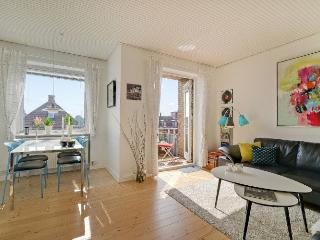 Great Copenhagen apartment with sunny balcony at Amager