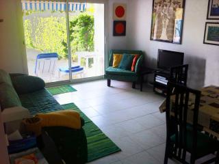 appartamento con giardino in costa Azzurra
