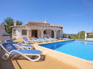 4 bedroom Villa in Xàbia, Valencia, Spain : ref 5046936