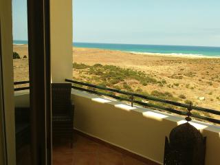 Fabulous ocean view apartment in Asilas, Arcila