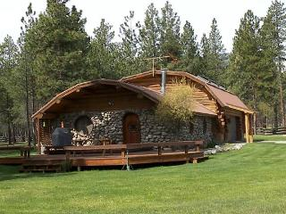 Bear Creek Cabin, Victor