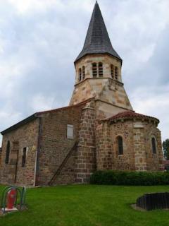 notre église du 12 SIECLE