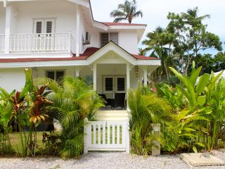New Villa, 2 Bdrs AC, Pool, 300m to best  Beach