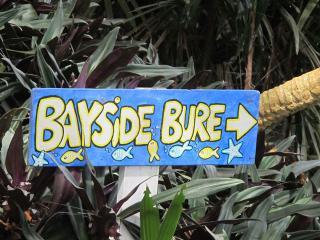 Bayside sign