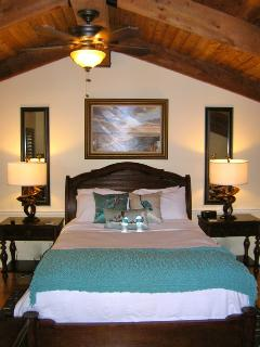 Upstairs Ensuite Master Bedroom