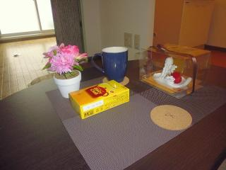 Cozy full apartment(1LDK) for 2 ~3+ free internet!, Sapporo