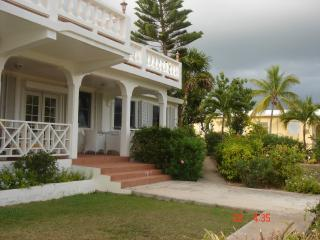 Bow Green Villa on Rendezvous Bay Beach Anguilla, West End Village
