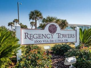 Stunning Panoramic Gulf/Island Views - Penthouse!, Pensacola Beach