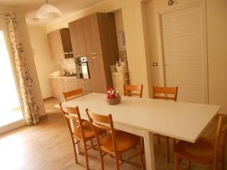 Bosco Sea Apartment - Ground floor with patio, Agrigento