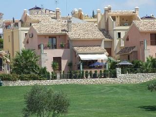 The Villa from across the fairway