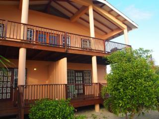 5bd Mirasol Beach Villa - Placencia Belize - Pool