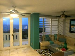 Great View!- Playa Azul II -Steps from the Beach!, Luquillo