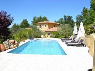 Charmante villa Pinède Combe Frigaoule, Saint-Marcellin-les-Vaison