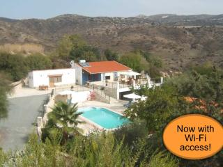 Enjoy Peace and Quiet at Cyprus Country Holidays, Vavla