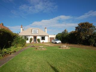 Crail-cottage: Garden & Parking near Beach & Golf