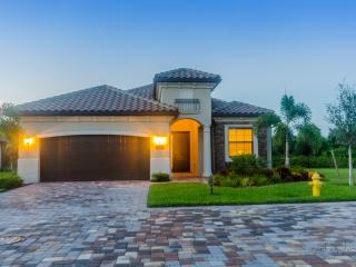 Single Family Executive Pool Home In Naples/trevis, Napels