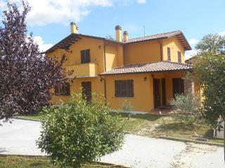 Casa Isola, Nocera Umbra