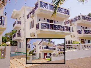 White Castles Anjuna Luxury Villa with Private Pool