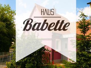 Haus Babette- Free Wifi