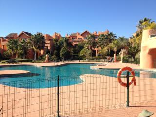 2 bed ground floor apartment, Estepona