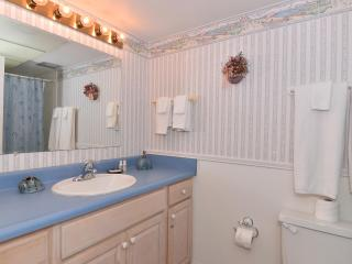 Guest/Children's Bath - Single Bowl Sink w/Tub & Shower