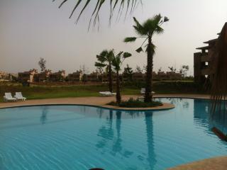 bel appartement sur golf transfert inclus, Marrakech