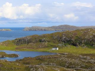 Loch View, Bernera - luxury living in the Hebrides, Great Bernera