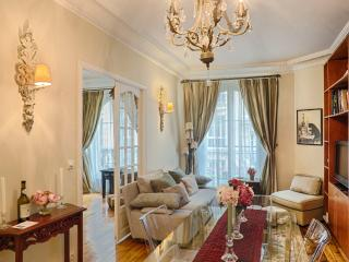 Le Tresor de Montmartre - luxury 2 bed apt. WiFi