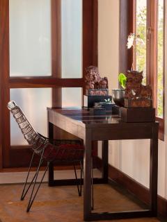 Villa Capung Master Suite Desk