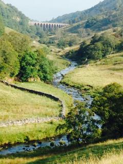 Loads to enjoy & explore in & around Kirkby Stephen; Coast to Coast walking, Settle Carlisle railway
