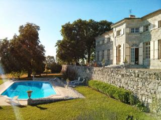 Charming Mansion from 17th, Pool and Billiards, Lauzun