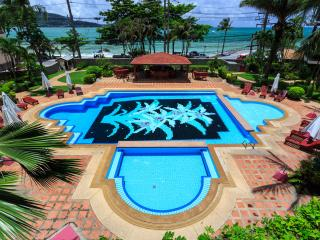 2 Bed family Apt Beach Front Pool View Gnd Lvl 314, Patong