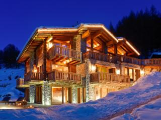 *Great Rates - Please Ask* - Stunning 7 Bedroom Catered Chalet - Les Anges, Zermatt