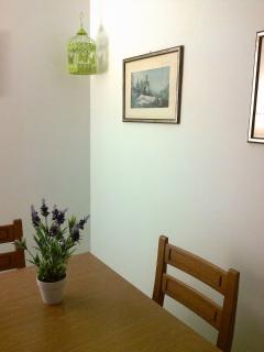Dining's room corner