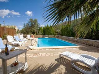 Villa Nicole con piscina