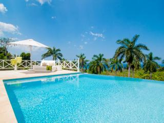 *PLEASE ENQUIRE FOR SPECIAL RATES* 5 Bedroom Fully Staffed Villa with Ocean View, Montego Bay