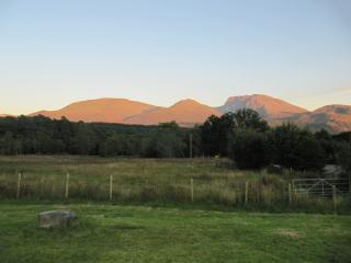 Birch Lodge Self catering or Bed& Breakfast, Fort William