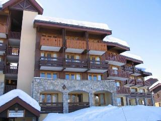 REFURBISHED SKI-IN APARTMENT LES COCHES LA PLAGNE, Les Coches