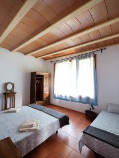 Dormitorio 2 Casa Canigó