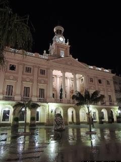 Ayuntamiento Cádiz, Plaza San Juan de Dios.