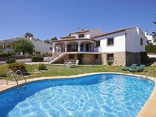 Villa para 1-12 pesonas, 2.5 km de la playa, Javea
