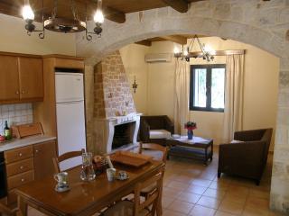 Christina's Kitchen & Living Room