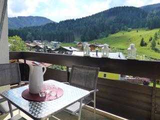 Doorstep skiing in beautiful Austria