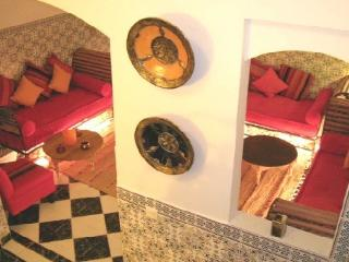 Riad for 6 with wifi and swimming pools in the center of Marrakech